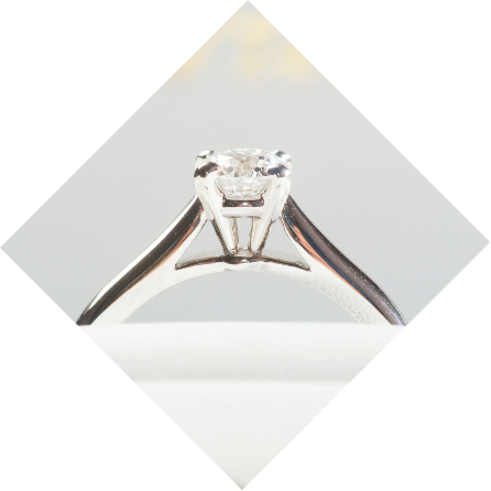 Diamond guides Sell engagementring banner2