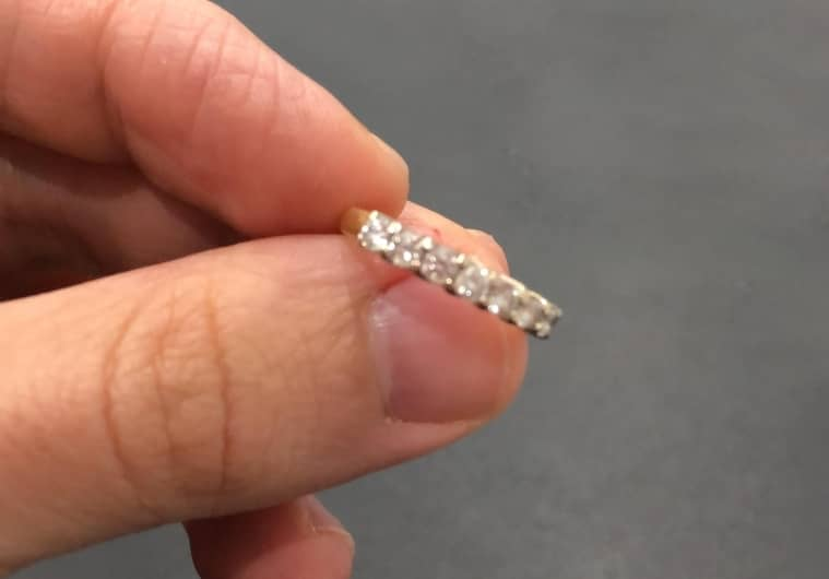 about us sell engagementring